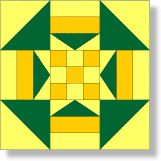 Quilt Blocks of the States - Montana - Quilting