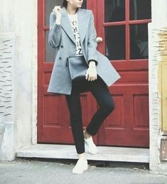 Personal Style, Normcore, Coat, Jackets, Fashion, Down Jackets, Moda, Sewing Coat, Fashion Styles