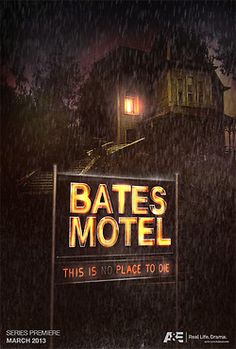 Bates Motel How great is the acting from Vera Farmiga and Freddie Highmore??