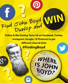 #FindingBoyd Pinterest clues are up! If you think you know where John Boyd is this week, click on the photo to enter his location. Good luck! You Know Where, Thinking Of You, Easter, River, Thinking About You, Easter Activities, Rivers
