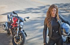 Motorcycle Girl 77 ~ Return of the Cafe Racers