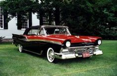 1957 Ford..Re-pin brought to you by agents of #Carinsurance at #Houseofinsurance in Eugene, Oregon