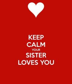 Just for my sister!