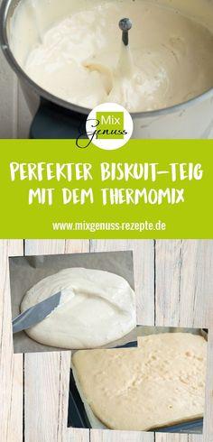 Biskuitteig aus dem Thermomix – MixGenuss Blog