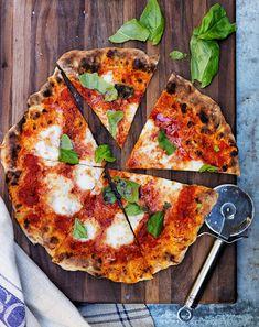 Italian Margherita Pizza
