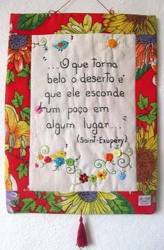 Panô Diy And Crafts, Arts And Crafts, Prayer Flags, Quilted Wall Hangings, Mini Quilts, Cutwork, String Art, Home Textile, Baby Dolls
