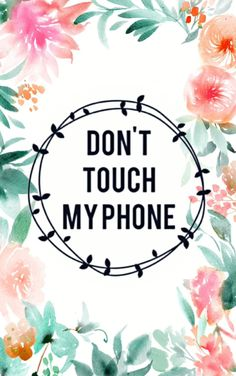 phone, wallpaper, and flowers image Phone Lockscreen, Funny Phone Wallpaper, Disney Phone Wallpaper, Wallpaper Iphone Disney, Locked Wallpaper, Cellphone Wallpaper, Lock Screen Wallpaper, Wallpaper Quotes, Flowery Wallpaper