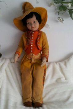Norah wellings spanish doll | eBay