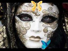 Venezia Carnevale (venice carnival) Vivaldi by Suren Kirakosian.avi Venezia Carnevale (venice carnival) Vivaldi<br> Carnival Makeup, Carnival Masks, Venice Mask, Paint Storage, Carnival Of Venice, Neymar, Halloween Face Makeup, Fun, Mardi Gras Masks
