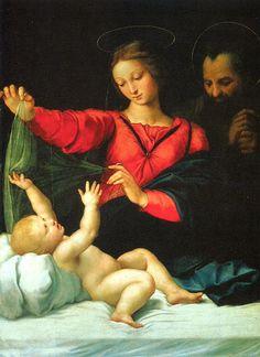Raphaël - Raffaello - Rafael - Renaissance - Madonna of Loreto - 1509-10