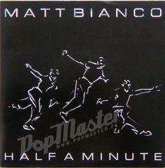 Matt Bianco Half A Minute b/w Matt's Mood Ii YZ26 http://popmaster.pl/