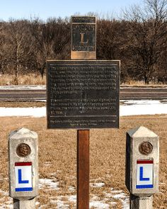 The whole story for this section of the Lincoln Highway.