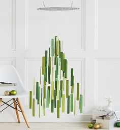 Unconventional Christmas Tree Ideas for a Contemporary Holiday Theme | Fres Home | Bloglovin'