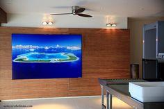 The Brando airport lounge