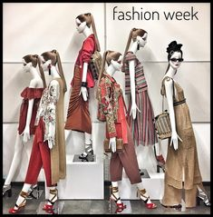 """ZARA, """"Listen Victoria... For some of us, Fashion Week lasts all year"""", photo by Marco Pulcinelli, pinned by Ton van der Veer"""