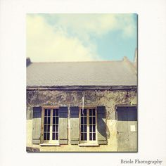 New Orleans Fine Art Photography The Old Shop french by Briole