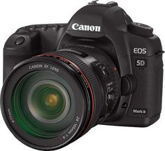 Canon EOS 5D mark II - After three years still a superb camera offering great image quality and resolution. Although the focusing system is getting on by today's standards, it still is capable of creating stunning images. A modern day classic!