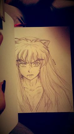 Inuyasha Draw by me (Smarty)
