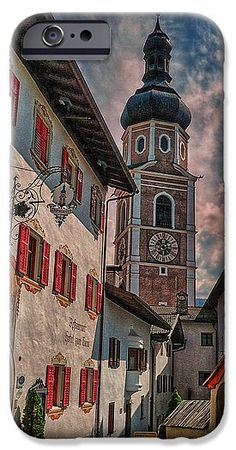 Kastelruth IPhone 6s Case featuring the photograph South Tyrol by Hanny Heim…
