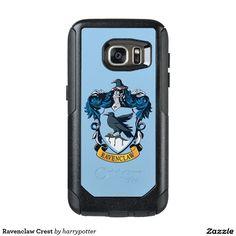Ravenclaw Crest Otterbox Samsung Galaxy S7 Case #ravenclaw #crest #otterbox #samsung #galaxy #s7 #case