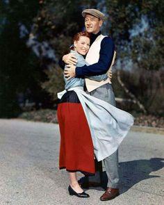 John Wayne & Maureen O'Hara ❤