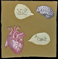 mind vs heart ♥ Everytime I think of him: mind says stop, heart doesn't know how to. The Awkward Yeti, Post Secret, Describe Me, Jolie Photo, Beautiful Words, Inspire Me, Wise Words, Decir No, Me Quotes
