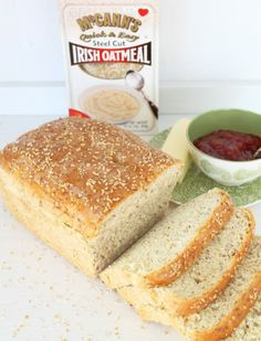 from foodtastic mom irish oatmeal bread irish oatmeal bread by ...