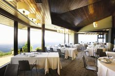 Restaurante Akelarre: Situated on the side of Mount Igeldo with picture windows looking over the sea. Private dining halls.  3 Michelin stars. #SanSebastian #Restaurant #Euskadi