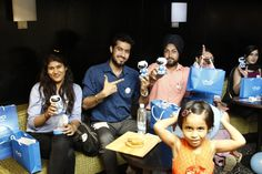 Vivo First India Fan Meet. We enjoyed the Hangout to the fullest with our fans.