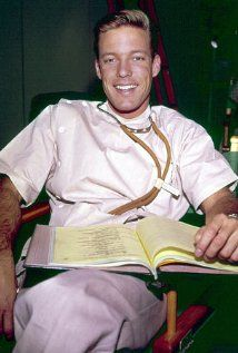 Richard Chamberlain as Dr. Kildare.