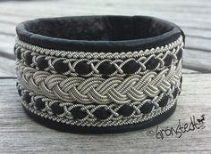 The Saami LAPLAND BRACELET is century old Sami handicraft, today updated with new designs and colors,now popular with celebrities like singer
