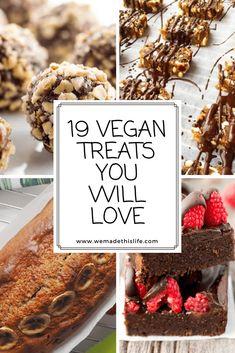19 Vegan Treats You Will Love