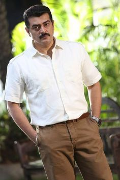 Ajith in Movie Latest Stills. Ajith Kumar and Trisha Krishnan starring stills of Untitled Gautham Menon-Ajith Kumar movie stills. Trisha Movies, Actors Images, Hd Images, India People, Movie Couples, Celebrity Gallery, Actor Photo, Beautiful Girl Indian, Tamil Movies