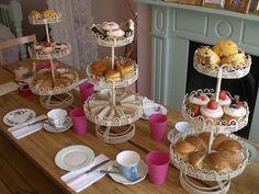 1000+ images about Tea Party on Pinterest | Tea parties, Vintage ...