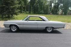 1966 Dodge Polara C-Body 2dr HDT 440 Ci. 4spd