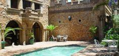 The Nesbitt Castle: A mini heaven? Castle, Heaven, Zimbabwe, Mansions, House Styles, Places, Outdoor Decor, Homes, Mini