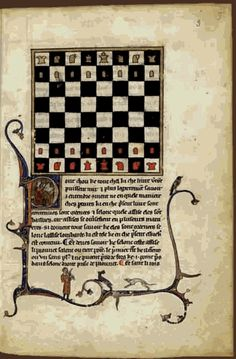 Recreating Medieval Chess: from schachorum ludo to the queen's chess by Carol Hamill