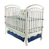 Found it at Wayfair - Tuscany Three in One Convertible Crib in White