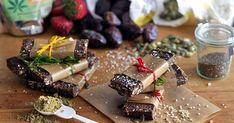 czech website with yummy-looking vegan recipes Vegan Bar, Raw Vegan, Vegan Food, Dairy Free Recipes, Vegan Recipes, Cruelty Free, Free Food, Paleo, Healthy Eating