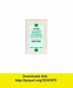 Advanced Accounting, Study Guide (9780471307341) Andrew A. Haried, Leroy F. Imdieke, Ralph E. Smith , ISBN-10: 0471307343  , ISBN-13: 978-0471307341 ,  , tutorials , pdf , ebook , torrent , downloads , rapidshare , filesonic , hotfile , megaupload , fileserve
