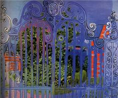 The Grid  - Raoul Dufy
