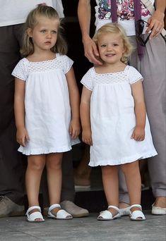 Infanta Sofia Pictures - Prince Felipe And Princess Letizia Take Their Kids To The 'CAM' Concert - Zimbio