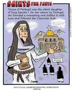 St. Teresa of Portugal