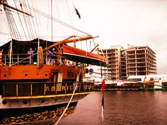 I miss the Tall Ships.