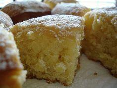 Slow Cooker Baked Lemon Cake - Delicious!  www.getcrocked.com