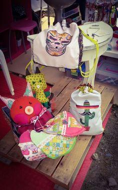 Un poco de nuestra Línea infantil y mochilas!!!