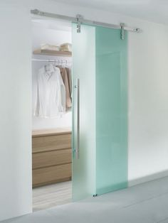 glazen schuifdeur - luxe schuifsysteem