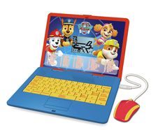 Buy PAW Patrol Bilingual Educational Laptop at Argos. Thousands of products for same day delivery or fast store collection. Paw Patrol Bed Set, Paw Patrol Bedding, Paw Patrol Toys, Optimus Prime Toy, Paw Patrol Costume, Fairy Shoes, Cool Fidget Toys, Nerf Toys, Cool Toys For Girls