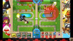 Bloons TD Battles Defensive Mode Online (369 win)