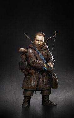 Mormund the Dwarf by ameeeeba #dwarf